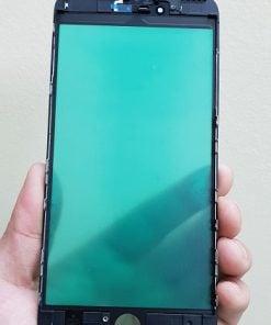 ép kính iphone 6s đen