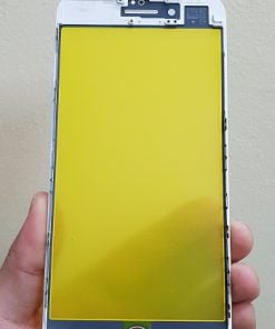 Ép kính iPhone 8 Plus trắng