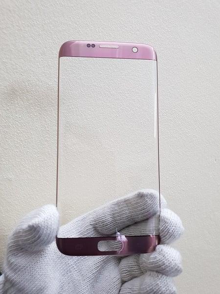 Ép kính Samsung S7 Edge Hàn Hồng