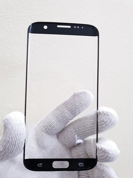 Ép kính Samsung S7e gold