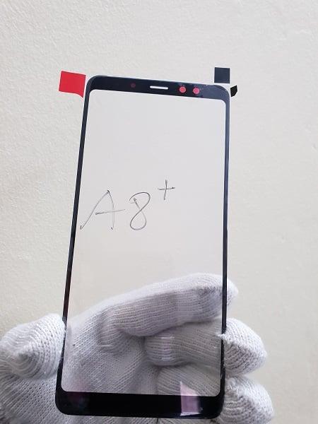 Thay mặt kính Samsung A8+ 2018