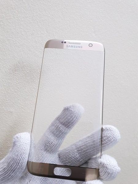 Thay mặt kính Samsung S7 Edge vàng