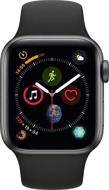 Ép kính Apple Watch series 4