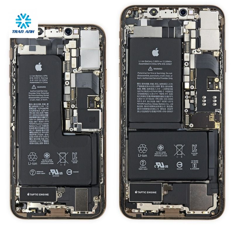 thay pin iPhone XS Max ở Hà Nội