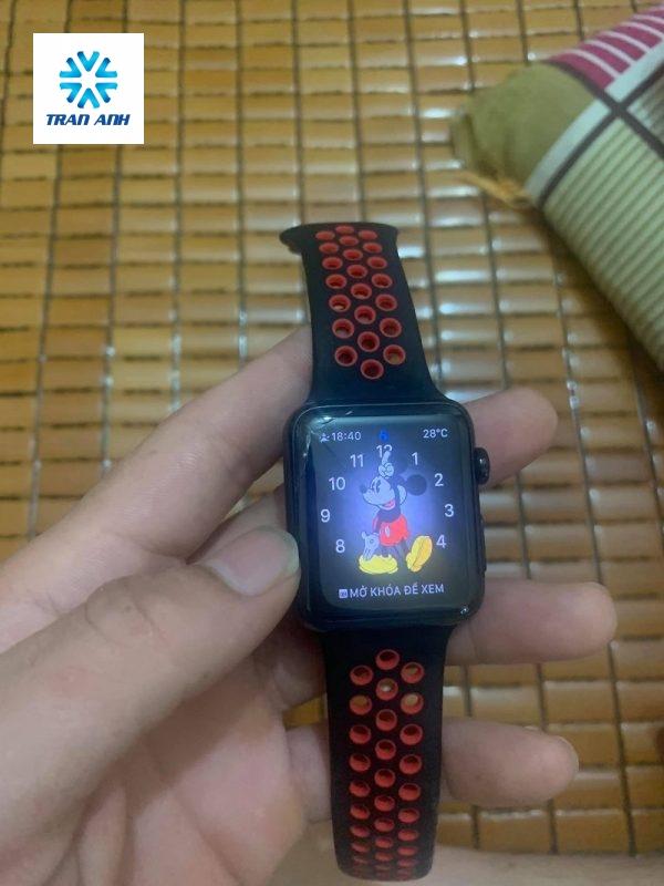 ép kính apple watch series 1 42mm