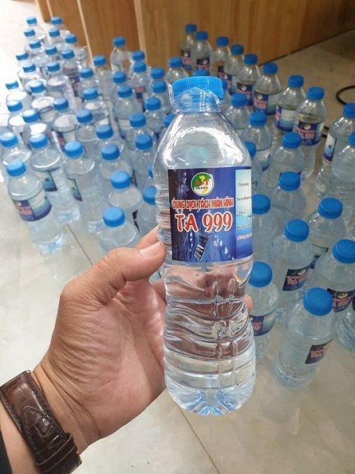 Nước tách TA 999 Điện thoại Trần Anh