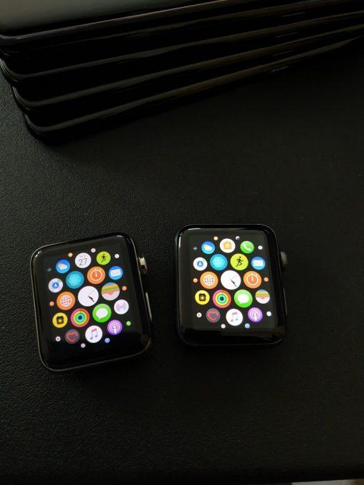 thay mặt kính apple watch series 3 ở hà nội